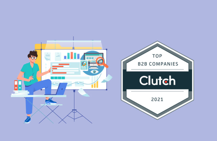 Clutch has Named bizZzdev a Top Agency in B2B