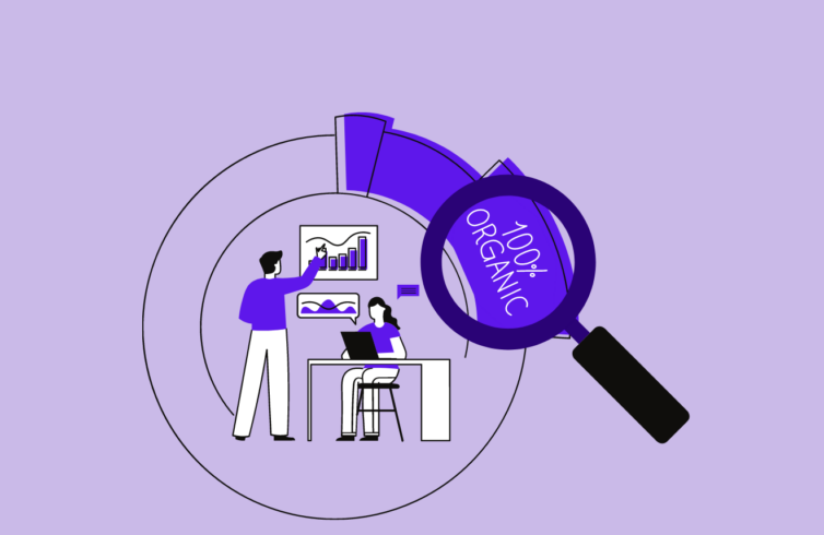 main ways to increase organic search traffic